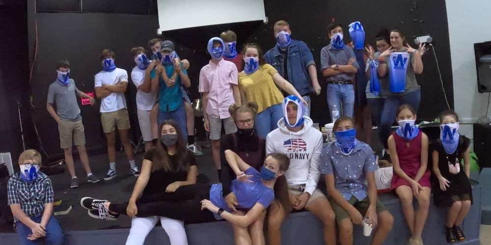 All Masked Up!